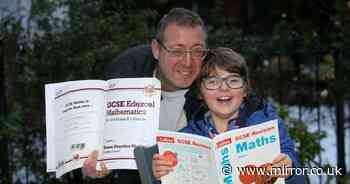 Boy, 9, passes GCSE seven years early after home schooling with dad in lockdown