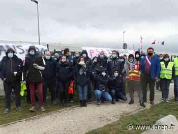 Aux côtés des salariés de FM Logistic - La République du Centre
