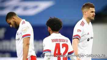 2. Liga: HSV und der Sieglos-Fluch gegen Nachbar Holstein Kiel