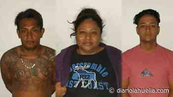 PNC captura a tres extorsionistas en Quezaltepeque, La Libertad - Diario La Huella