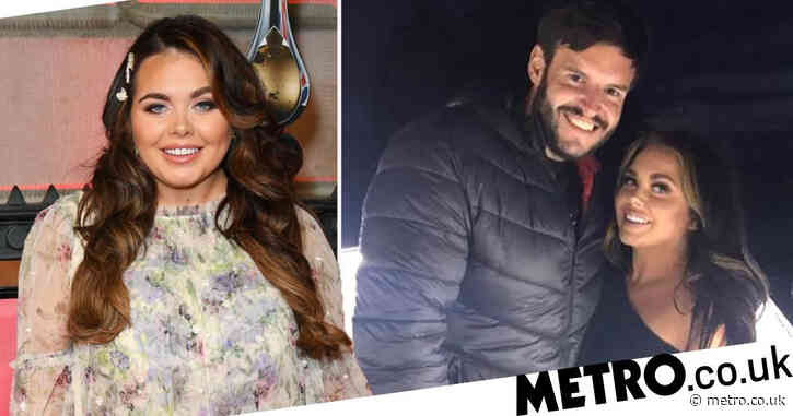 Scarlett Moffatt back together with boyfriend Scott Dobinson just hours after announcing their split
