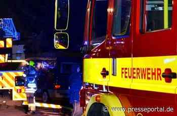 POL-ME: Kellerbrand in Mehrfamilienhaus - die Polizei ermittelt - Monheim am Rhein - 2103043 - Presseportal.de
