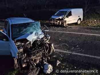 Doppio incidente a San Giovanni Ilarione, morto un automobilista - Daily Verona Network