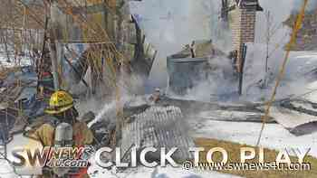 Shop lost in fire south of Lancaster - Swnews4u