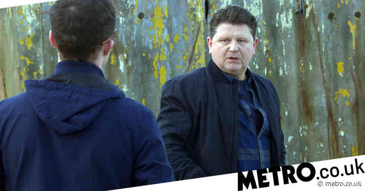 Emmerdale star Reece Dinsdale receives online abuse over villainous Paul Ashdale role