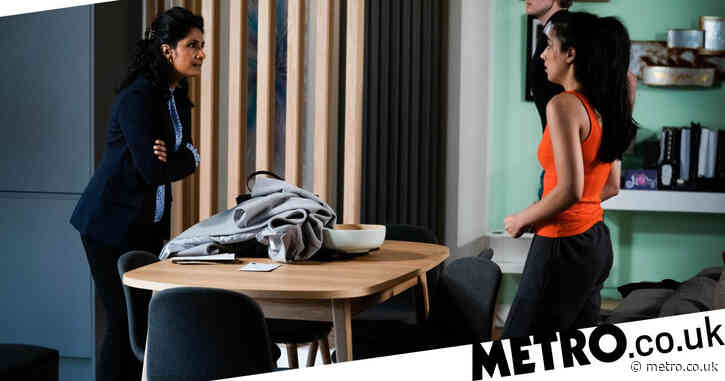 EastEnders spoilers: Fierce showdown for Ash and Suki Panesar revealed but will Suki go too far?