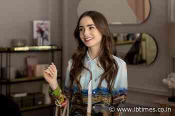 Remember Emily In Paris Actress Lily Collins? Here's A Film By Indian Director Where She Danced to Indian Tune - IBTimes India