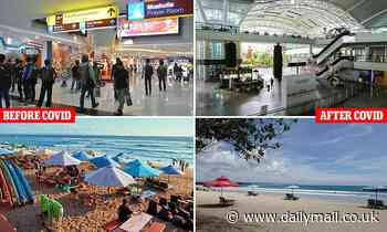Why Bali will never be the same again after Covid with tourist destination now a barren wasteland