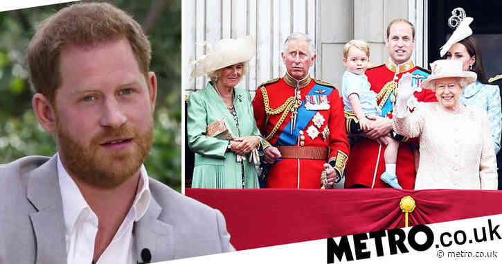 Prince Harry accused of 'blowing up his family' in bombshell interview