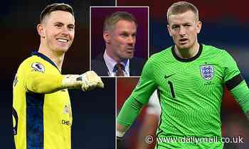 Euro 2020: Why Man United keeper Dean Henderson has a 'great possibility' of playing for England