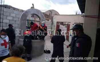 Se intoxican dos albañiles dentro del pozo de una casa, en Calpulalpan - El Sol de Tlaxcala