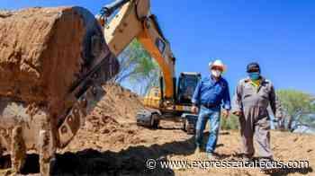 Cumple Alejandro Tello con el rescate del Río Aguanaval - Express Zacatecas