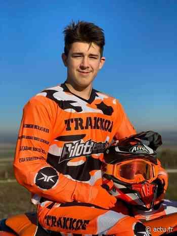 Les Andelys. Le pilote de quad cross Baptiste Michel devient sportif de haut niveau - actu.fr