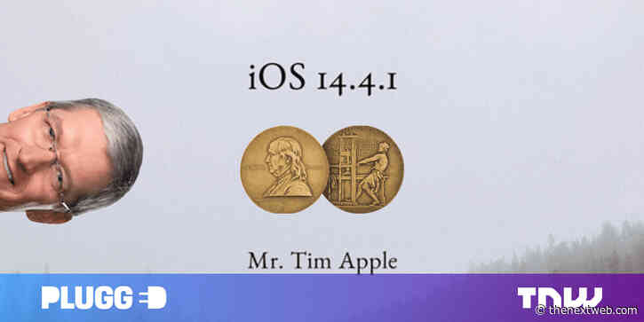 We scored iOS 14.4.1 based on how 'inspirational' it is
