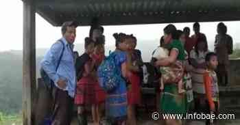 17 familias indígenas se desplazan de Carmen de Atrato, Chocó, por incursión armada - infobae