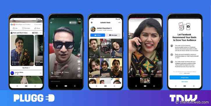 Facebook is now testing Reels…because how else will it beat TikTok?