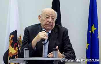 Met dood van kleurrijke verzetsheld Roger Coekelbergs (100) verdwijnt een van de laatste getuigen van Breendonk