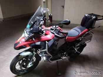 Vendo Bmw R 1200 GS Adventure (2013 - 16) usata a Carvico (codice 8293582) - Moto.it