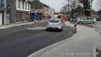 Der letzte Bauabschnitt: In Ampfing geht Sanierung der Ortsdurchfahrt auf die Zielgerade - ovb-online.de