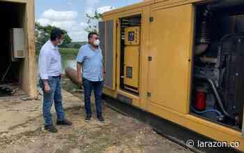 Aqualia instaló tres plantas eléctricas de respaldo en San Antero - LA RAZÓN.CO