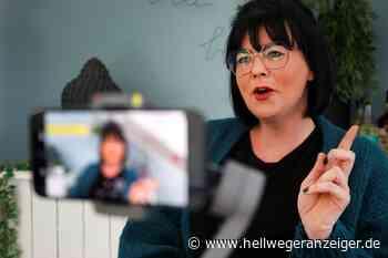 Nadine Zweihoff lädt als Dine Flummi lustige TikTok-Videos hoch - Hellweger Anzeiger