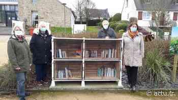 A Locqueltas des clapiers transformés en boîtes à livres ! - actu.fr