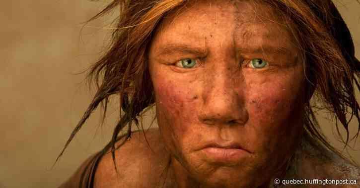L'Homme de Néandertal aurait disparu bien avant ce que l'on pensait