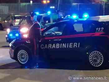 Sinalunga, giovane coppia tenta un furto con scasso in un'abitazione: arrestati - Siena News