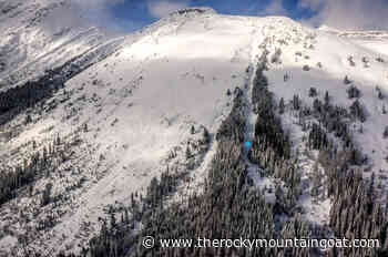 Valemount avalanche: a rescue and a recovery – The Rocky Mountain Goat - The Rocky Mountain Goat
