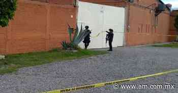 Jaral del Progreso: Matan a hombre a balazos en Pocito Santo - Periódico AM