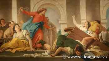 """3° Domingo de Cuaresma: """"Expulsión de los mercaderes del Templo"""" - Vatican News"""