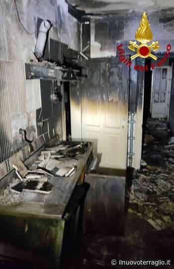 Incendio in via Fornace a Marcon - Il Nuovo Terraglio