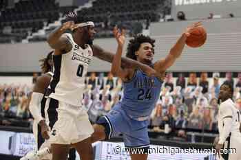 Mamukelashvili, Robinson-Earl unanimous All-Big East picks - Huron Daily Tribune