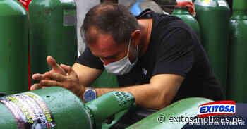 Advierten que Hospital de Huaral solo cuentan con oxígeno para tres horas más - exitosanoticias
