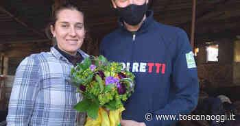 8 marzo, premiata da Coldiretti e Affi la lucchese Carolina Leonardi, tra le più giovani allevatrici italiane - Toscanaoggi.it