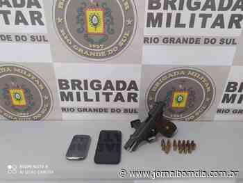 Notícias | Notícias: foragidos-do-presidio-de-ijui-sao-presos-em-erechim - Jornal Bom Dia