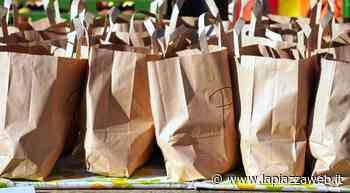 Santa Maria di Sala: solidarietà alimentare per le famiglie in difficoltà - La PiazzaWeb - La Piazza