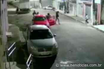 EXTRA! Marginais explodem caixa eletrônico em Pacatuba - NE Notícias - NE Notícias