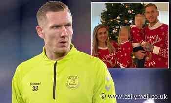 Everton goalkeeper Robin Olsen and family subjected to terrifying robbery by knife-wielding thugs