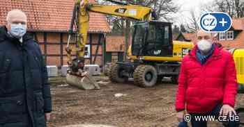 Hier wird der Olen Drallen Hoff in Lachendorf aufwendig umgebaut - Cellesche Zeitung