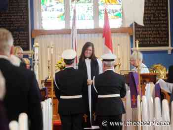 Point Edward church honours mariners at annual service - Sarnia Observer