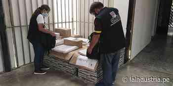 ODPE Pacasmayo entrega material informativo y kits de protocolos a coordinadores - La Industria.pe