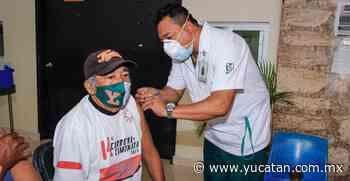 Tixkokob inmunizará solo a 2,500 adultos - El Diario de Yucatán