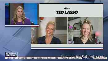 Hannah Waddingham and Juno Temple talk Ted Lasso - FOX 5 Atlanta