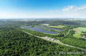 Marcoussis : la plus grande ferme solaire d'Ile-de-France cherche des investisseurs - Le Parisien