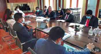 Funcionarios del GRA sustentan prioridades del 2021 ante el Consejo Regional - Diario Correo
