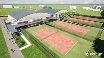 Yvelines. Elancourt : huit nouveaux courts de tennis livrés d'ici la fin de l'année - actu.fr