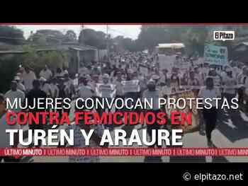 Portuguesa | Mujeres convocan protestas contra femicidios en Turén y Araure - El Pitazo