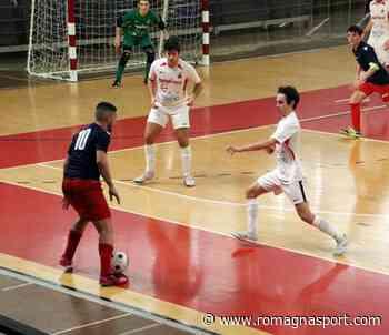 Cagli Sport Associati vs Calcio a 5 Rimini.com 1-6 - romagnasport.com