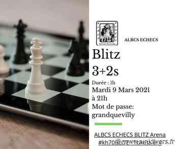 ALBCS ECHECS BLITZ A.L.B.C.S Echecs mardi 9 mars 2021 - Unidivers